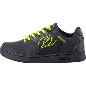 O'Neal Pinned Flat Pedal Chaussures Homme, hi-viz